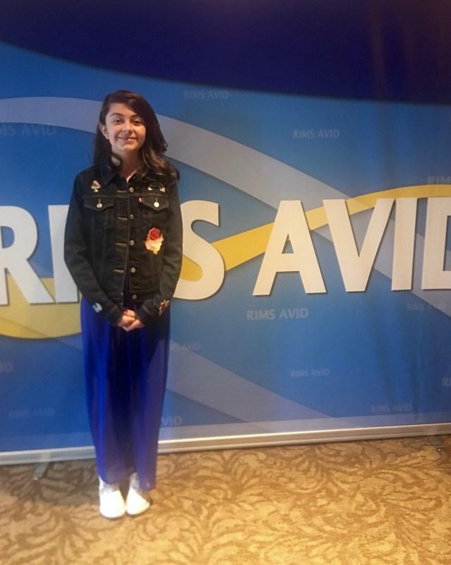 College-bound middler-schooler Liliana Velasco wins AVID award Featured Photo