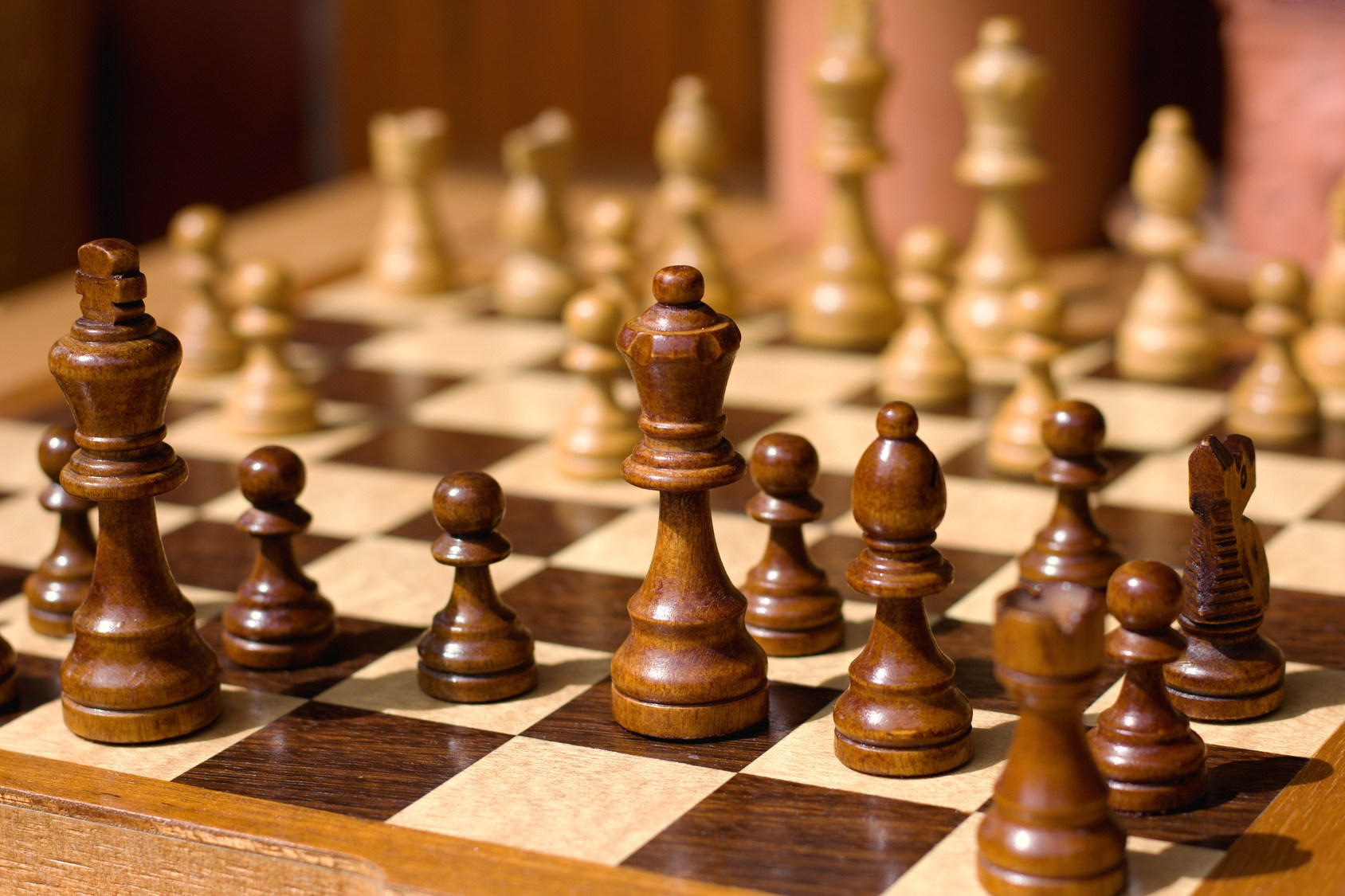 Come play chess with us!
