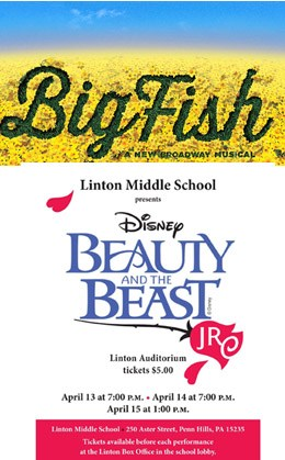 LMS and PHHS Musicals