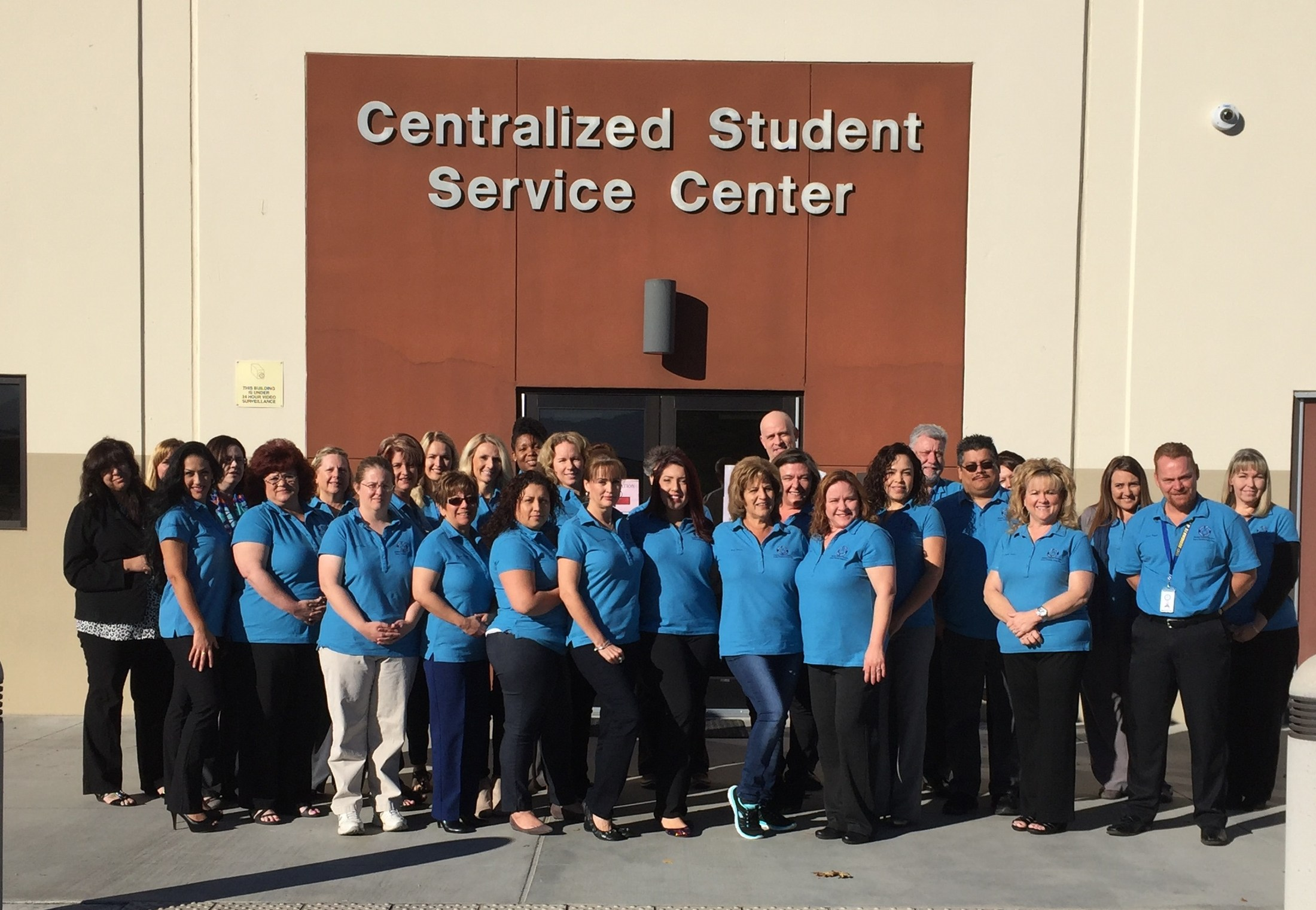 Student Support Services Staff