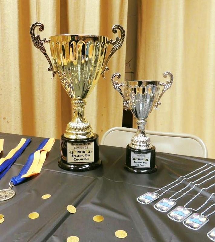 Spelling Bee / Concurso de Ortografía Thumbnail Image