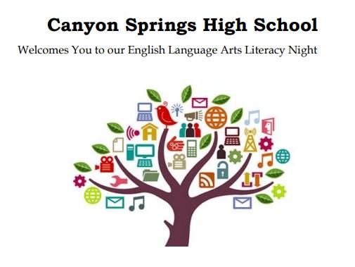 Literacy Night Logo