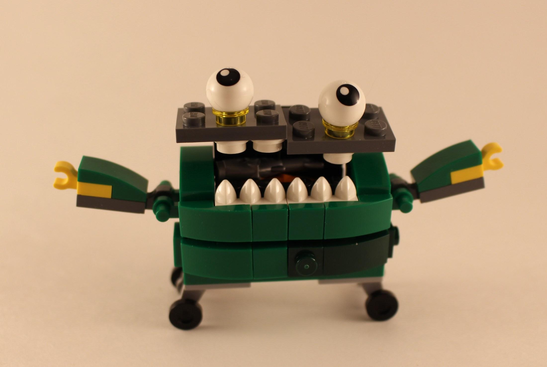 LEGO Trash Can Mixel