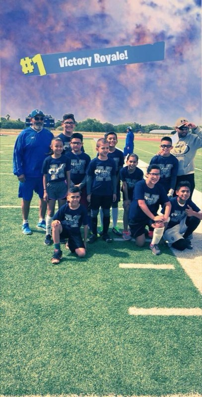 Midkiff Coed Soccer Team Earns 1st Place! Featured Photo
