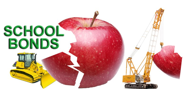 school bonds apple being constructed