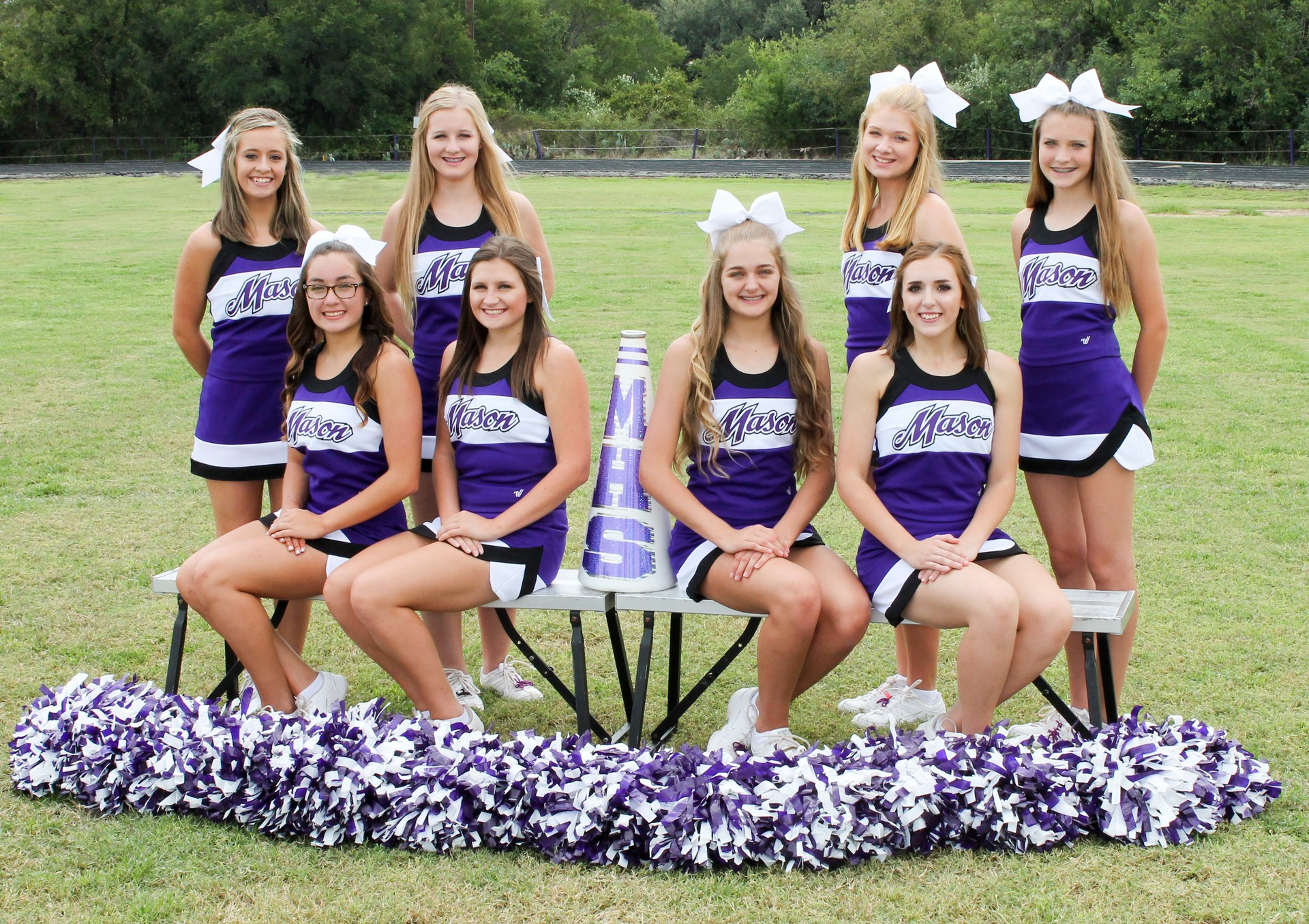 Cheerleading Mhs Cheerleading Mason Isd