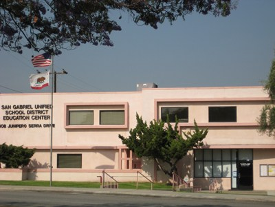 Building of San Gabriel USD