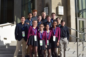 ESCEI Students at PLTW Statewide Conference 2017.JPG