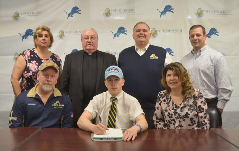 Jake Rotunda NLI signing
