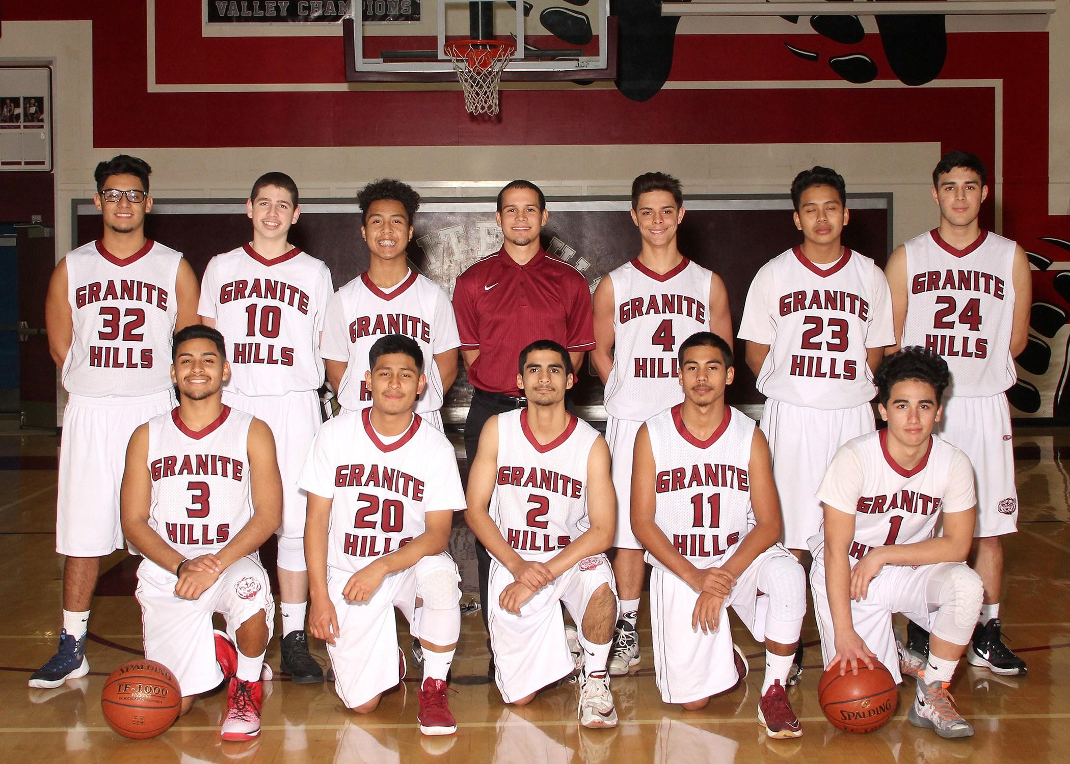 JV Gentlemen Basketball