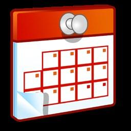 Activities Calendar Image