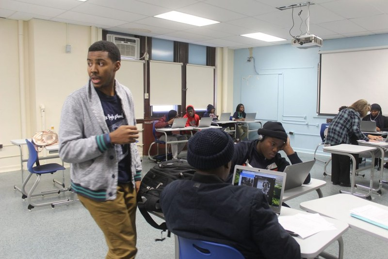 Vaux BPHS in the news with Philadelphia Neighborhoods!