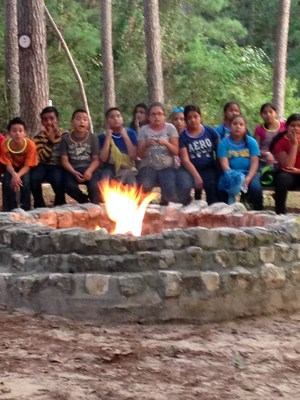 Camp Allen campfire.JPG