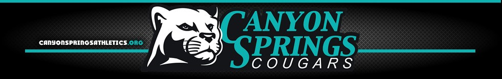 Canyon Springs Athletic Banner