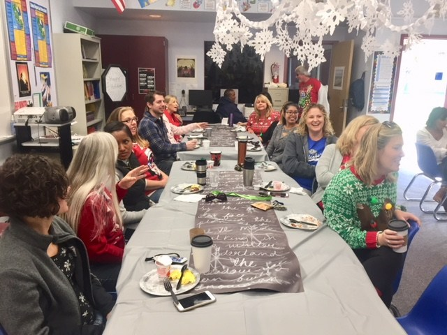 Bowman Staff Holiday Party