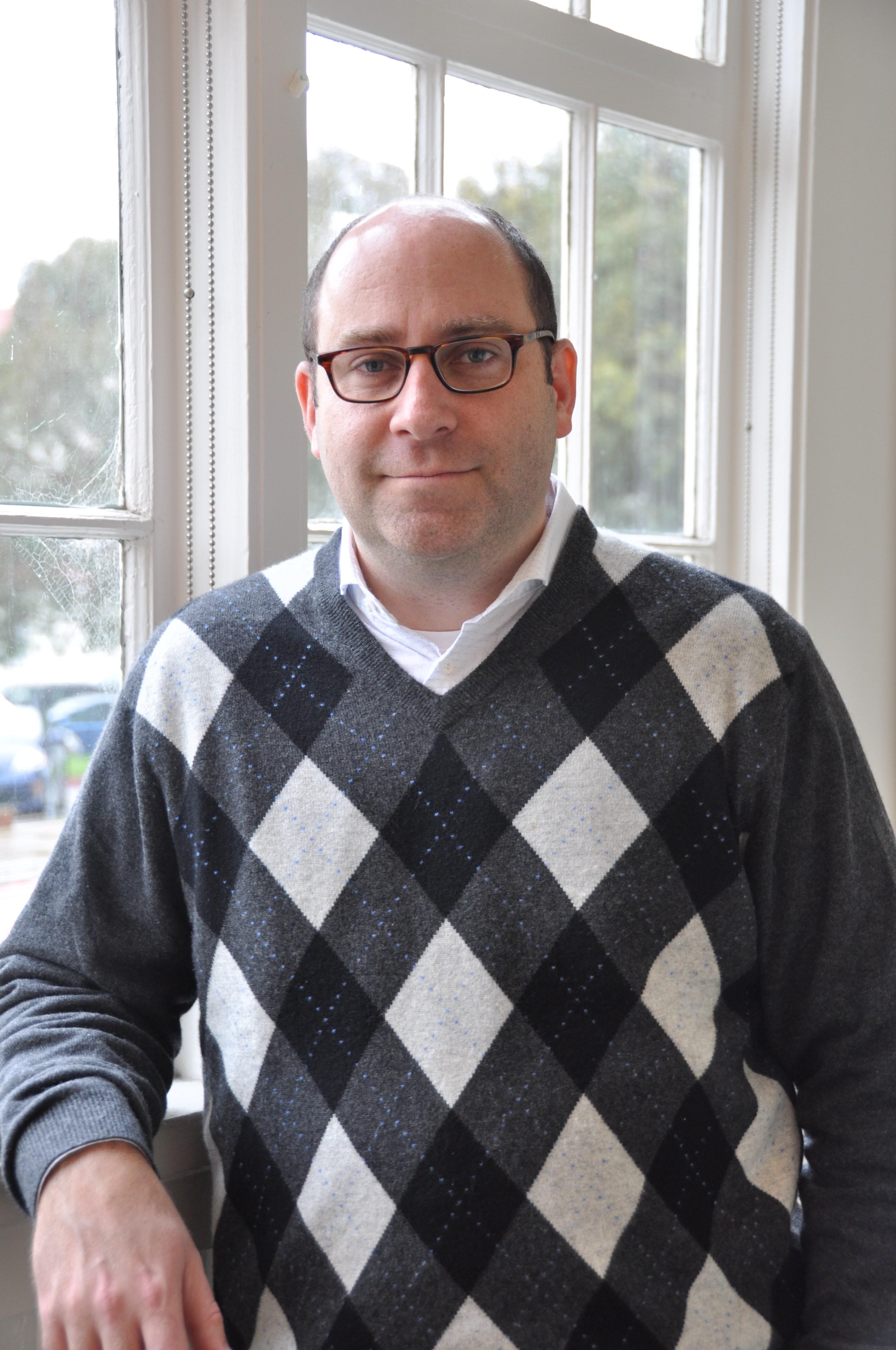 Head of School, Luke Felker