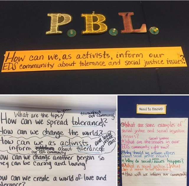 School Wide PBL Night Was a Huge Success! Thumbnail Image