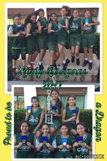 Girls Basketball Team Thumbnail Image
