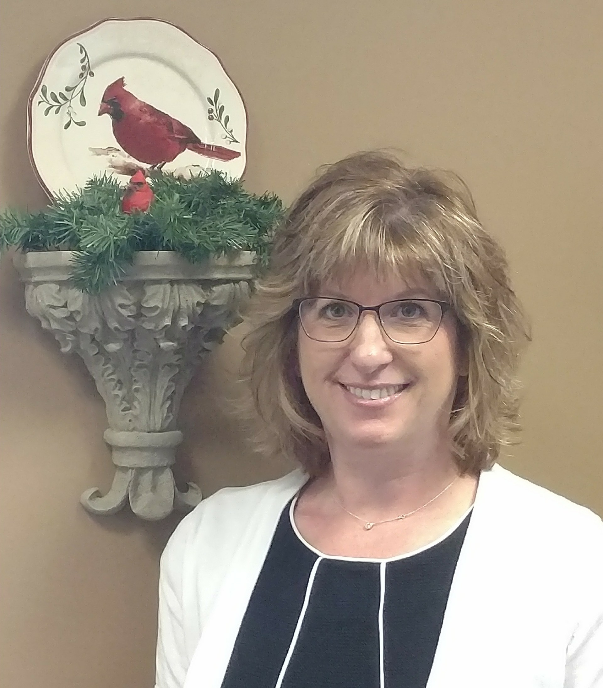 Julie Davis ~ Administrative Assistant