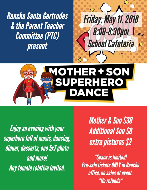 Mother-Son Superhero Dance Featured Photo