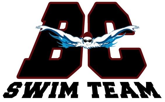 BCHS Swim Logo