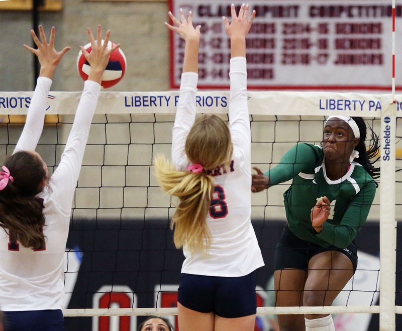 Liberty beats Garces in four sets, stays in SWYL title hunt with Rams Thumbnail Image