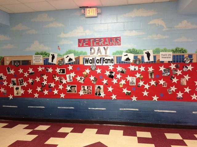 veterans day bulletin