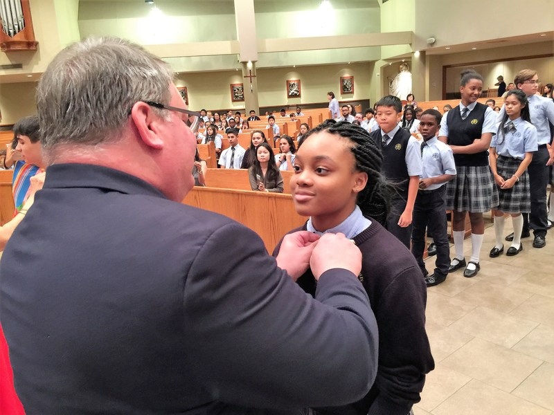 8th Grade Pinning Ceremony Thumbnail Image