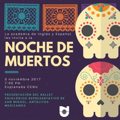 Noche de Muertos Featured Photo