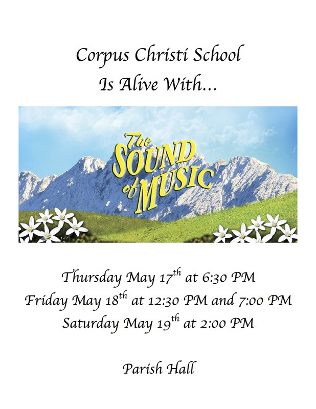 Corpus Christi Presents: The Sound of Music Featured Photo