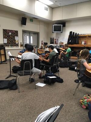 Guitar Class Rocks!