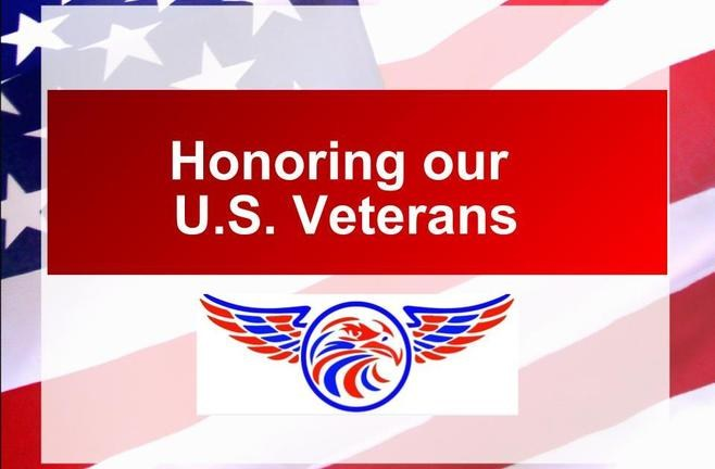 AMJH Honors our veterans