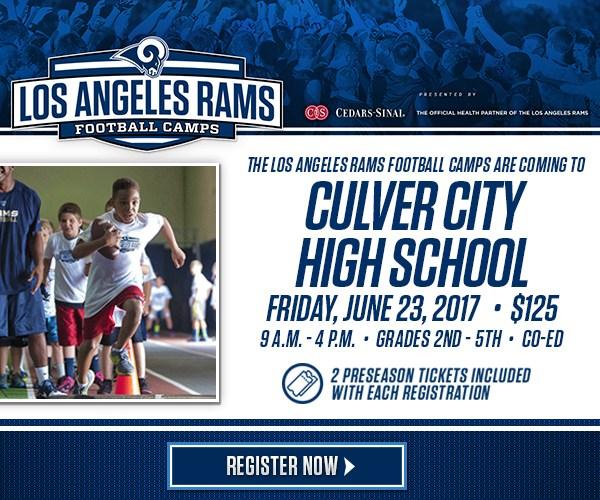 Summer Football Camp at CCHS Thumbnail Image