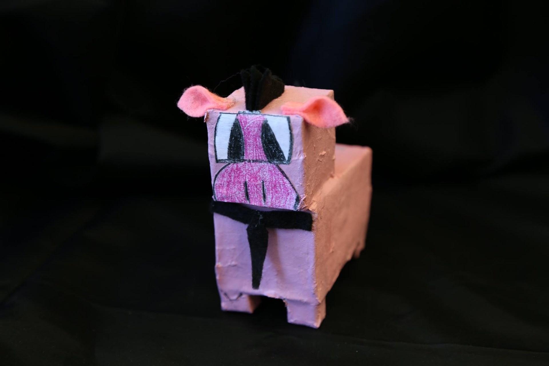 animal piggy bank