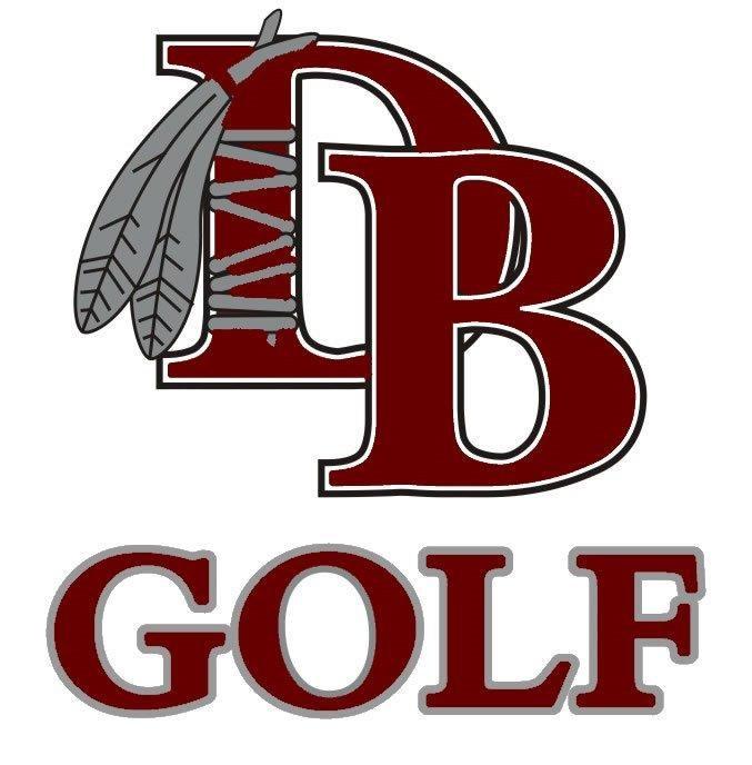 DBHS Golf logo
