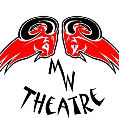 MWHS Theatre Dept logo