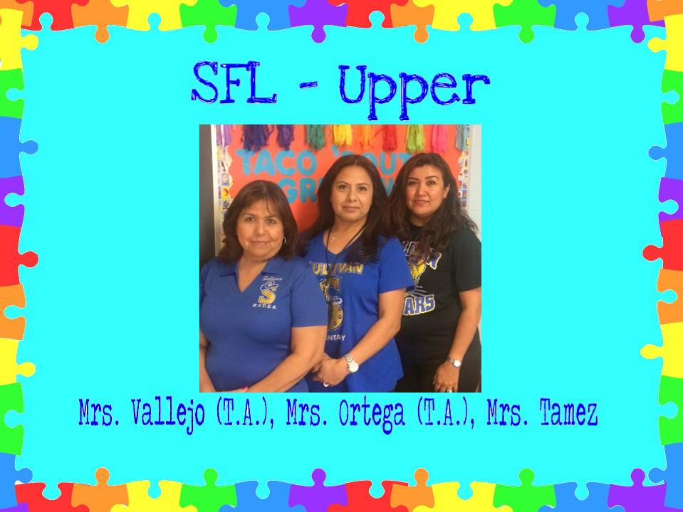 sfl upper