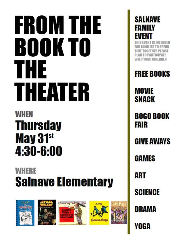 Salnave Literacy Night Thumbnail Image