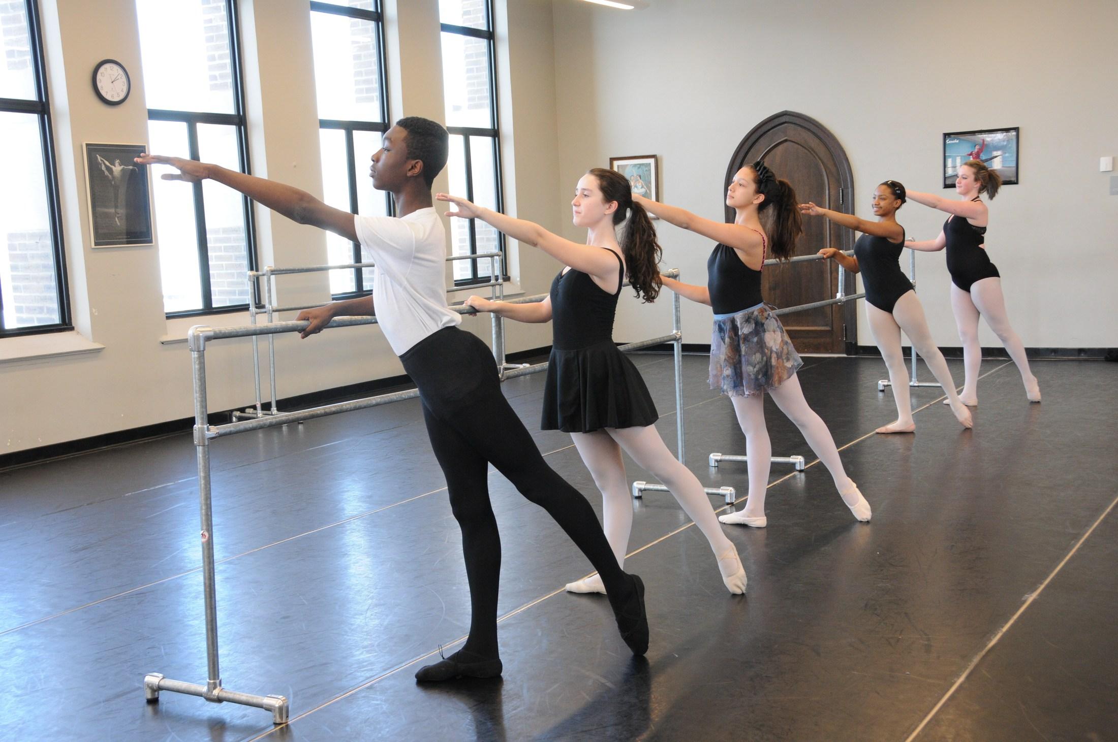 GCAA dance class