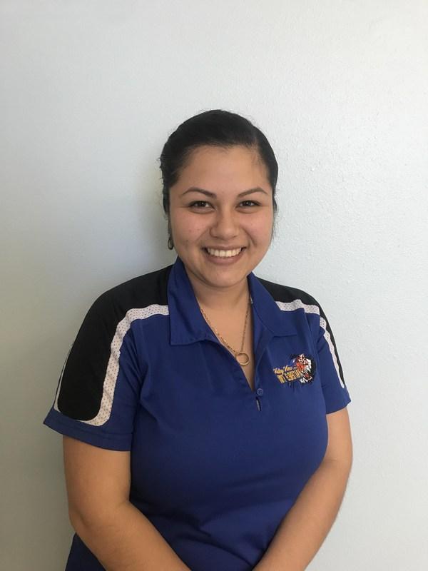 This week of September 9 Tiger Spotlight shines bright on  Ana Mendoza ( Principals Secretary). Thumbnail Image