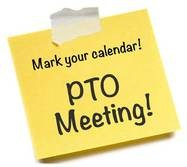 PTO Meeting Wednesday March 28th Featured Photo