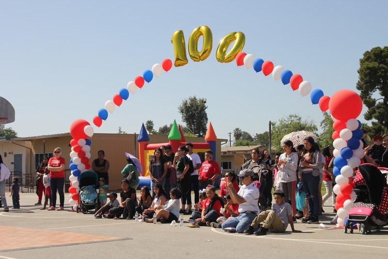 Jefferson Elementary 100 year anniversady celebration
