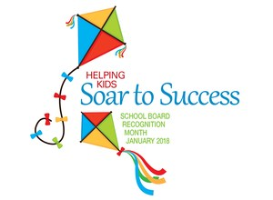 Helping Us Soar to Success, School Board Appreciation Month