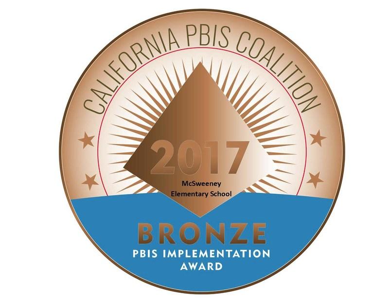 CPC PBIS Coalition Bronze Medal