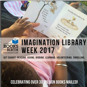 Imagination Library Week September 2017