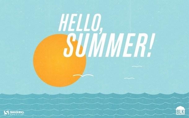 Enjoy your fun in the sun!