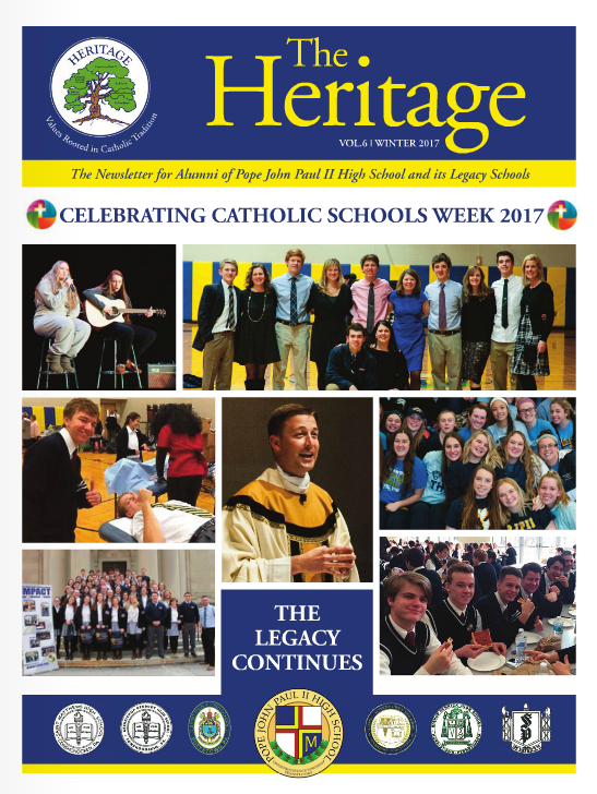 Heritage Magazine - Winter 2017 Edition Available Now! Thumbnail Image