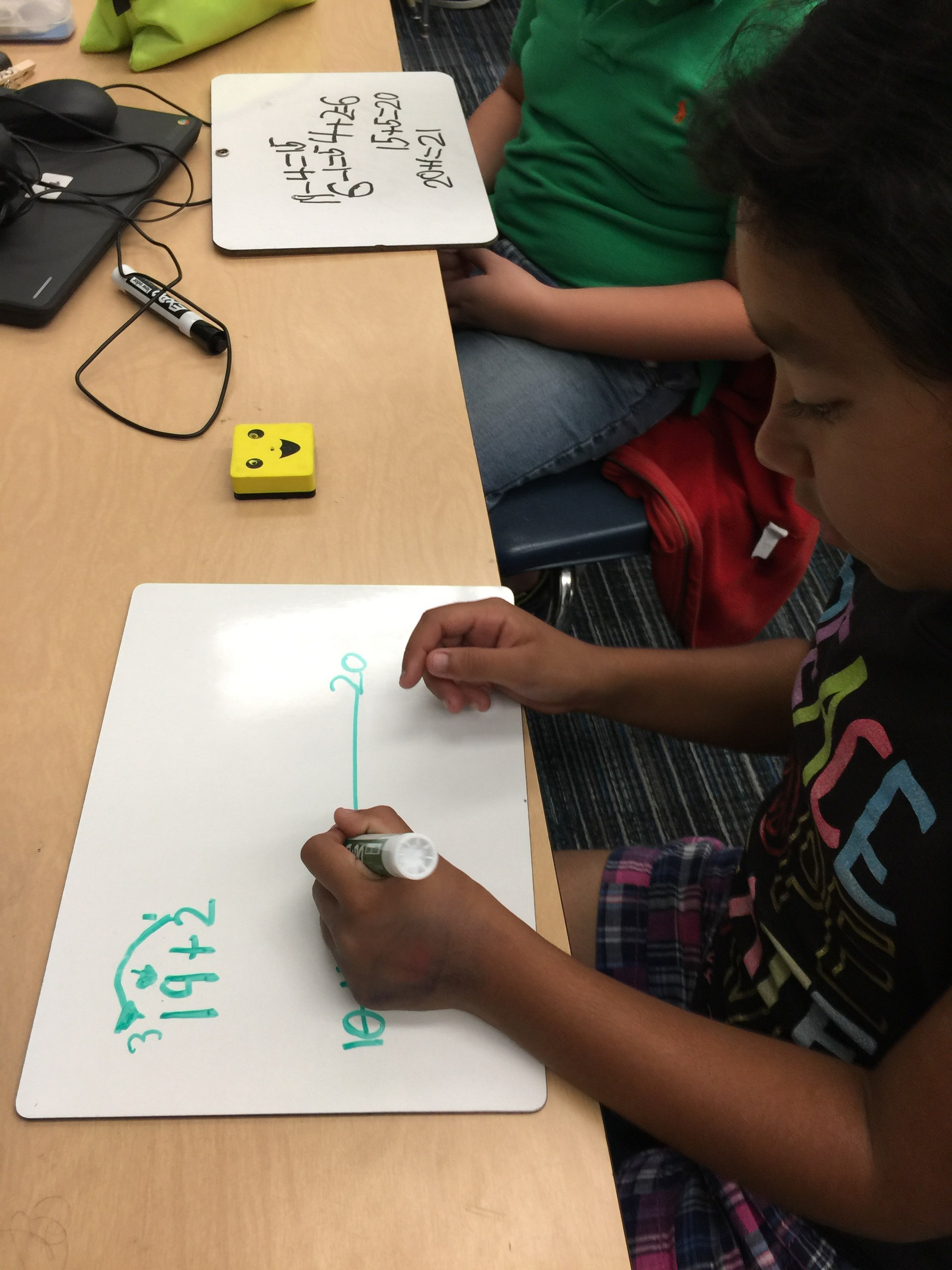 Addition Number Talks