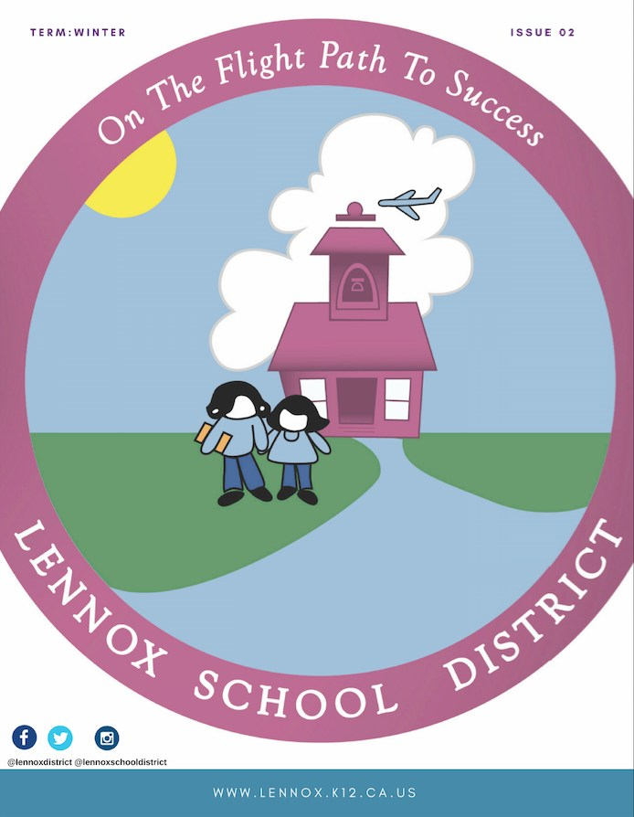 Lennox School District Newsletter Spring-17