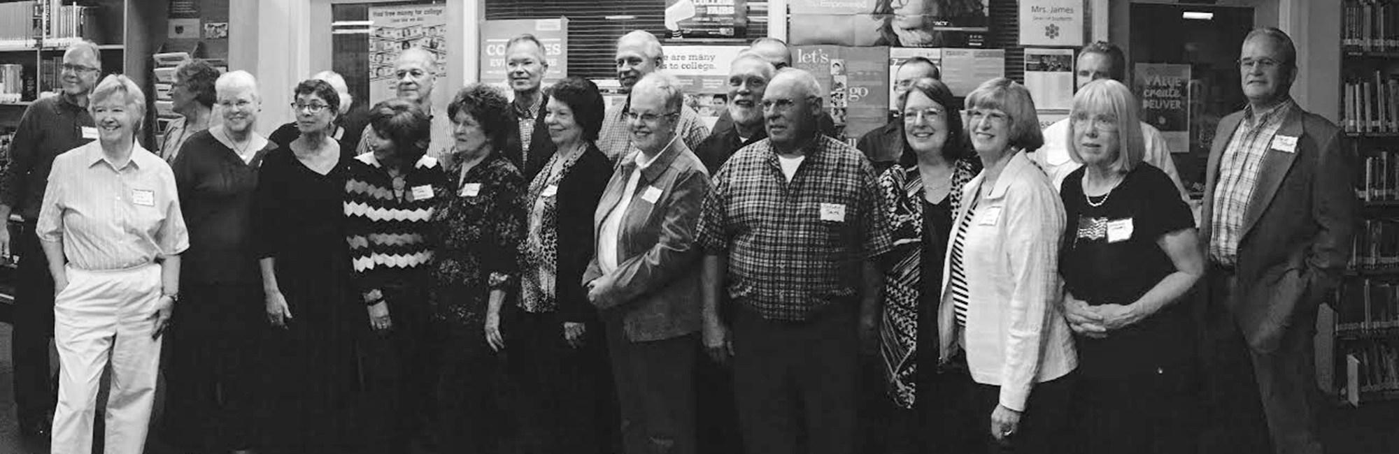 Class of 1966 alumni reunion